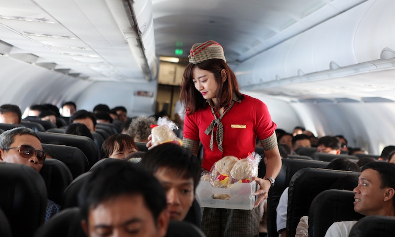 It is time to Vietjet