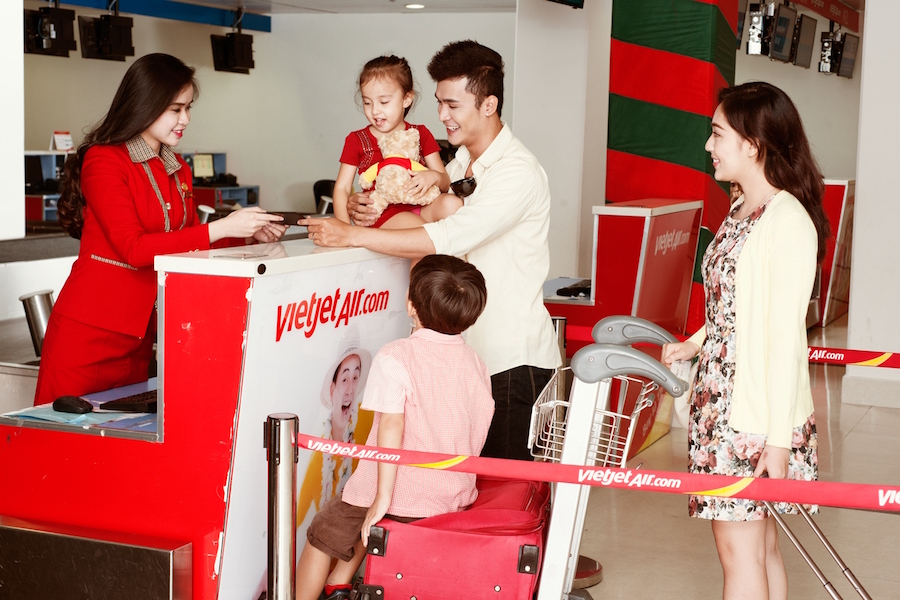 Surprise awakening to Vietjet Golden Hours campaign offering flights starting at 0 Baht