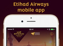 Etihad Airways Mobile App copy