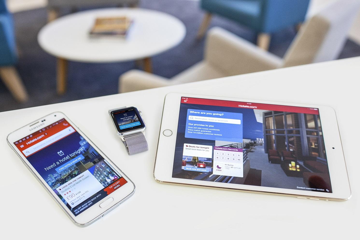 Hotels.com Mobile App_2